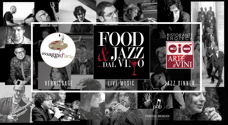 FOOD JAZZ DAL VINO 2017-2018