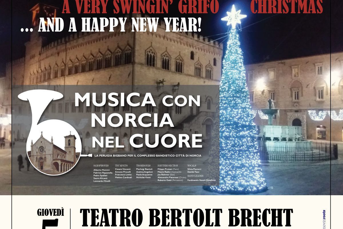 PERUGIA-BIG-BAND-MUSICA-CON-NORCIA-NEL-CUORE-Teatro-Brecht