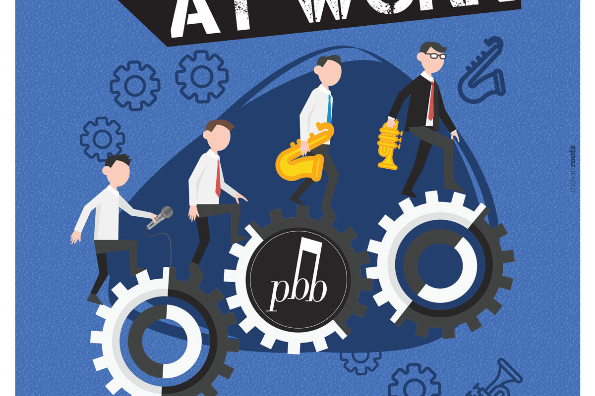 Prova Aperta Jazzman at Work Maggio Perugia Big Band