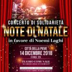 Insieme a Noemi Concerto a Città della Pieve