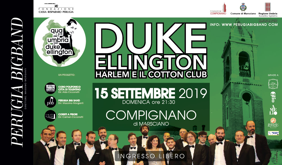 COMPIGNANO - HARLEM E IL COTTON CLUB