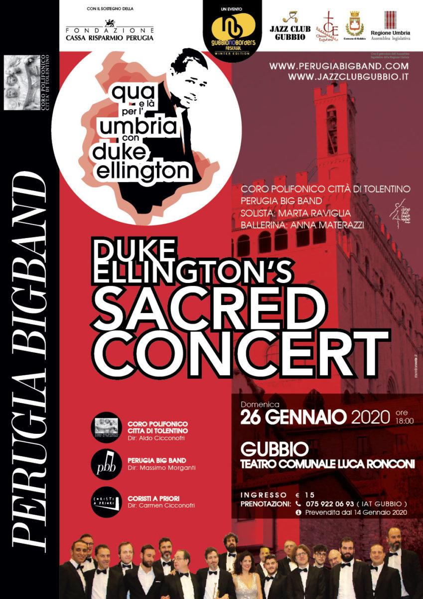 Gubbio No Borders Sacred Concert